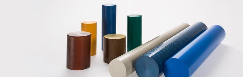 Kunststoff Halbzeuge in Form von Platten, Stäben, Rohre ...
